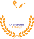 LA Students 4 Change Logo